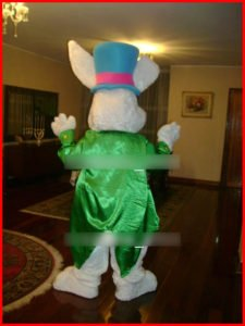 Easter Bunny costumed character rental
