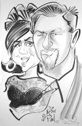 caricature art