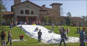 snow parties