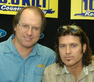 DJ Chad with Billy Ray Cyrus