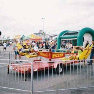 wizzer carnival ride rental