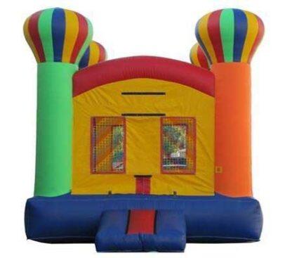 balloon bounce moonwalk bouncer house