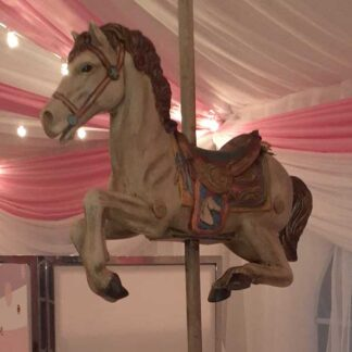 carousel horse decor carnival theme