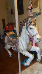 carnival themed birthday decor