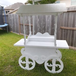 Dessert carts