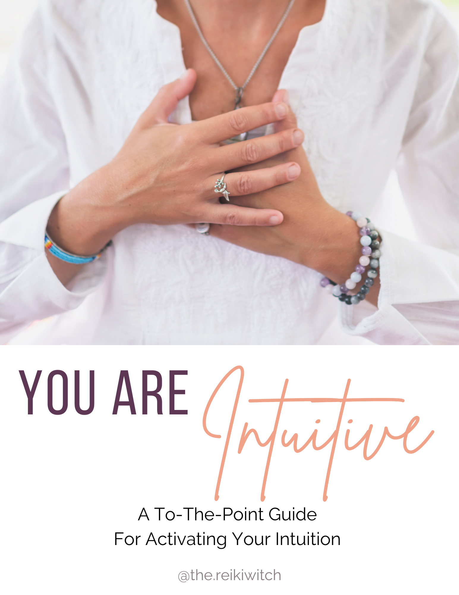 You Are Intuitive Freebie
