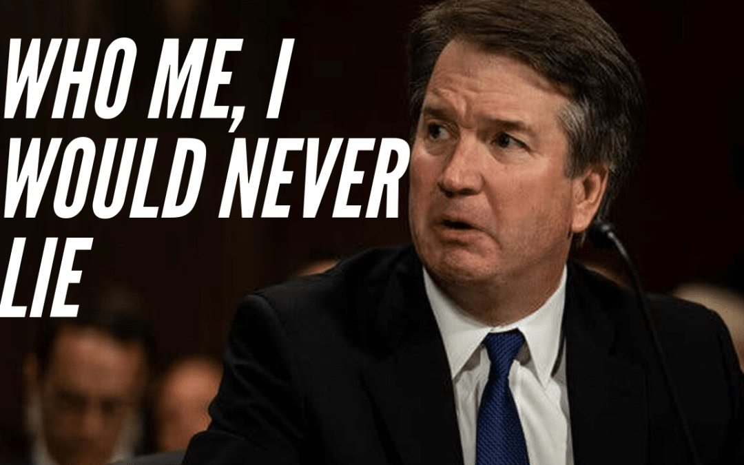 Supreme Court Justice Brett Kavanaugh…Not Another Accusation…!