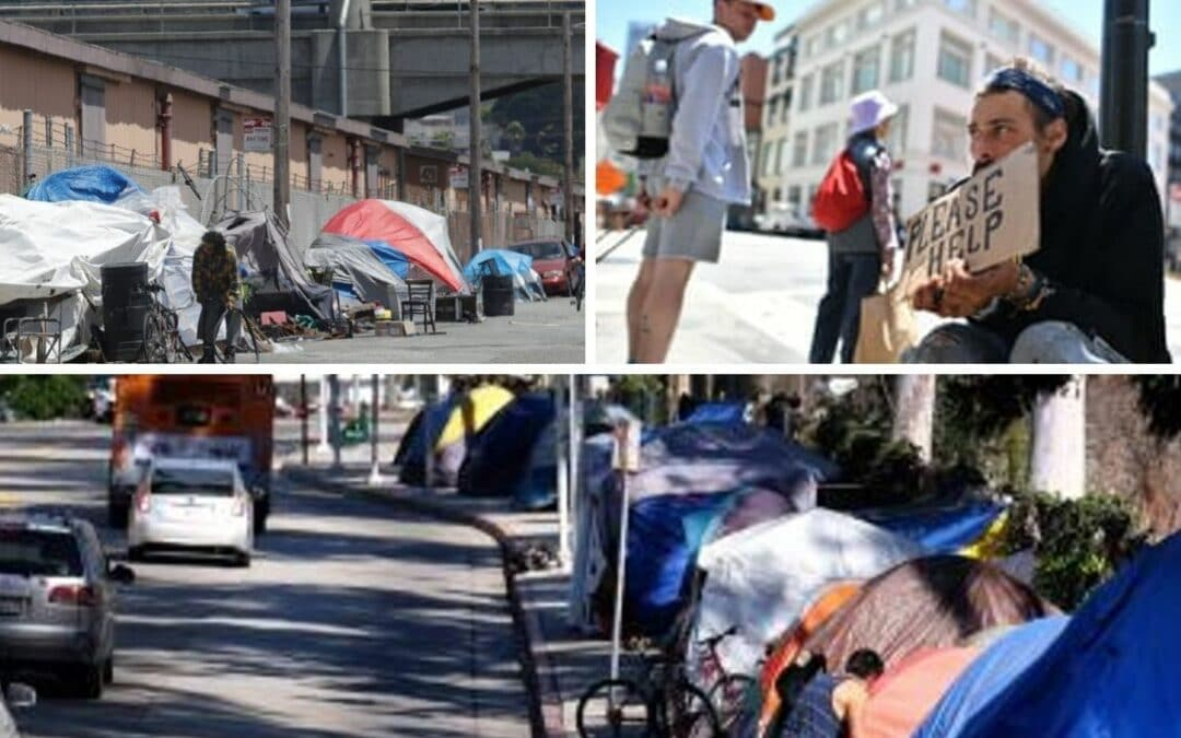 America's homeless situation is bad and the government is not stepping up.
