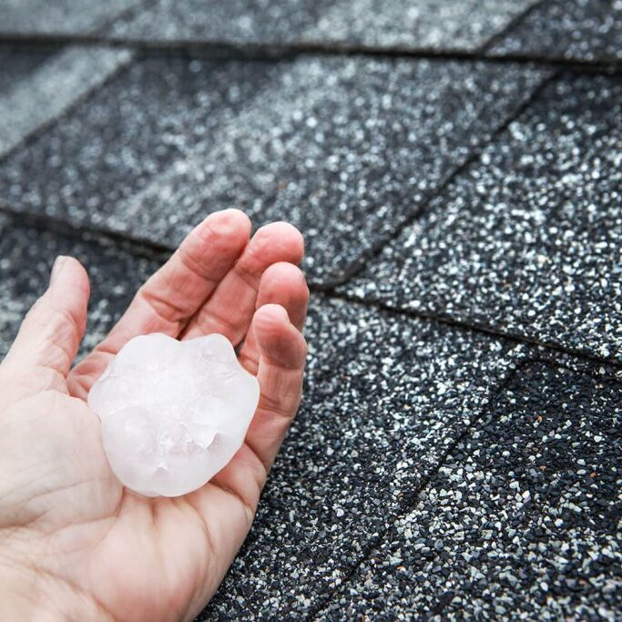 hail-roof-damage-dallas-tx-blue-ribbon roofing