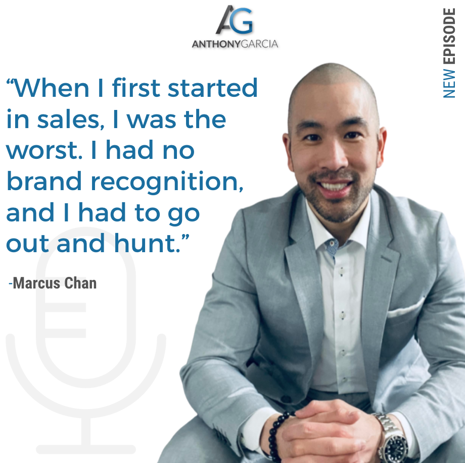 Marcus Chan on Catapulting Commissions
