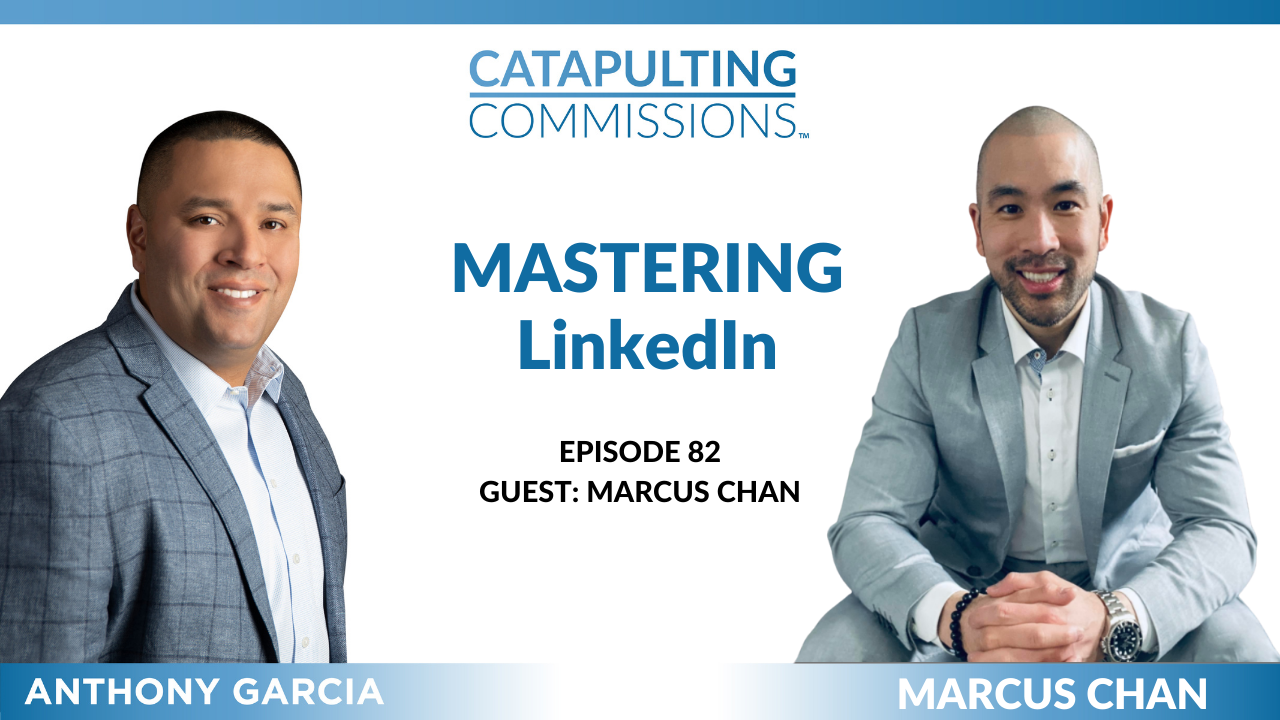 Mastering LinkedIn with Marcus Chan