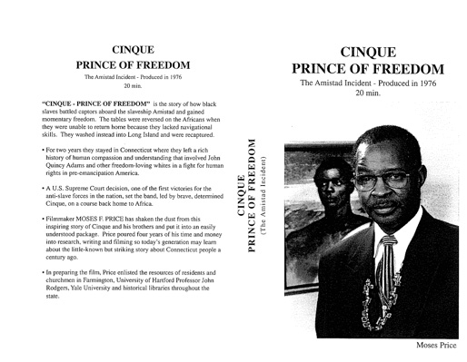 Prince Of Freedom