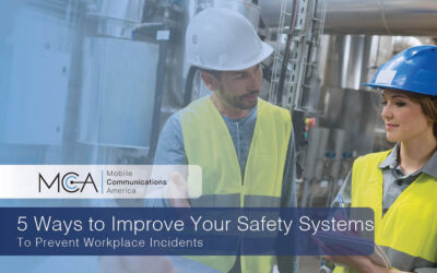 5 Ways to Improve Your Safety Systems to Prevent Workplace Incidents