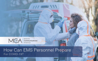 How Can EMS Personnel Prepare for COVID-19?