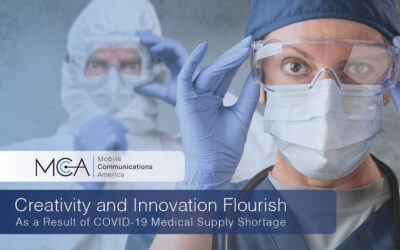 Creativity and Innovation Flourish as a Result of COVID-19 Medical Supply Shortage
