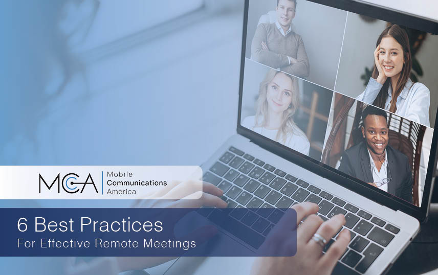 6 Best Practices for Effective Remote Meetings