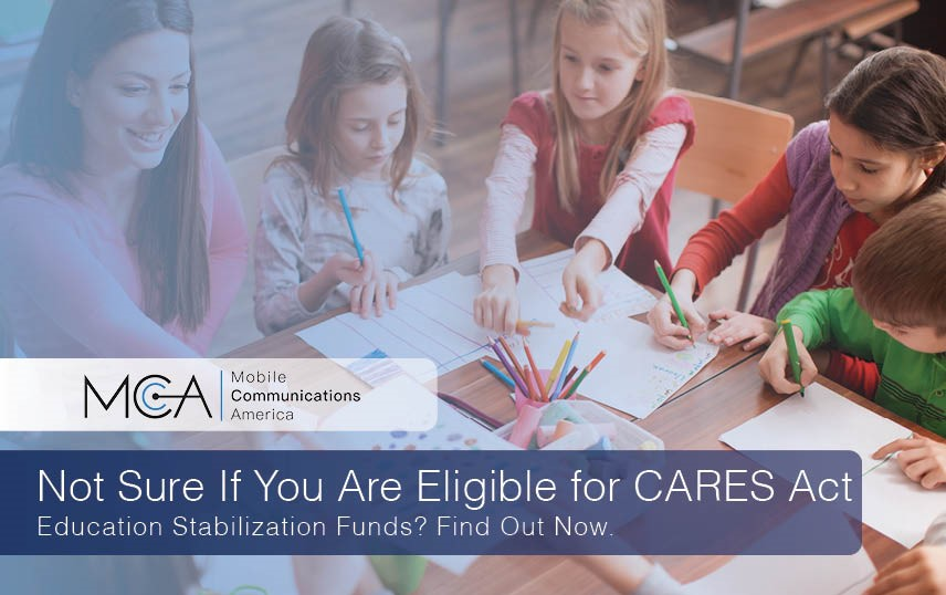 CARES Act Education Stabilization Funds