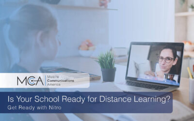 Is Your School Ready for Distance Learning? Get Ready with Nitro