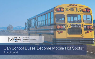 Can School Buses Become Mobile Hot Spots? Absolutely!