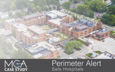 Case Study: Safe Hospitals Perimeter Alert