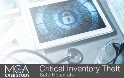Case Study: Safe Hospitals Critical Inventory Theft