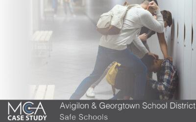 Case Study: Avigilon & Georgetown School District- Safeguarding Our Future.