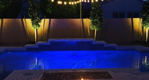 arizona landscape lighting