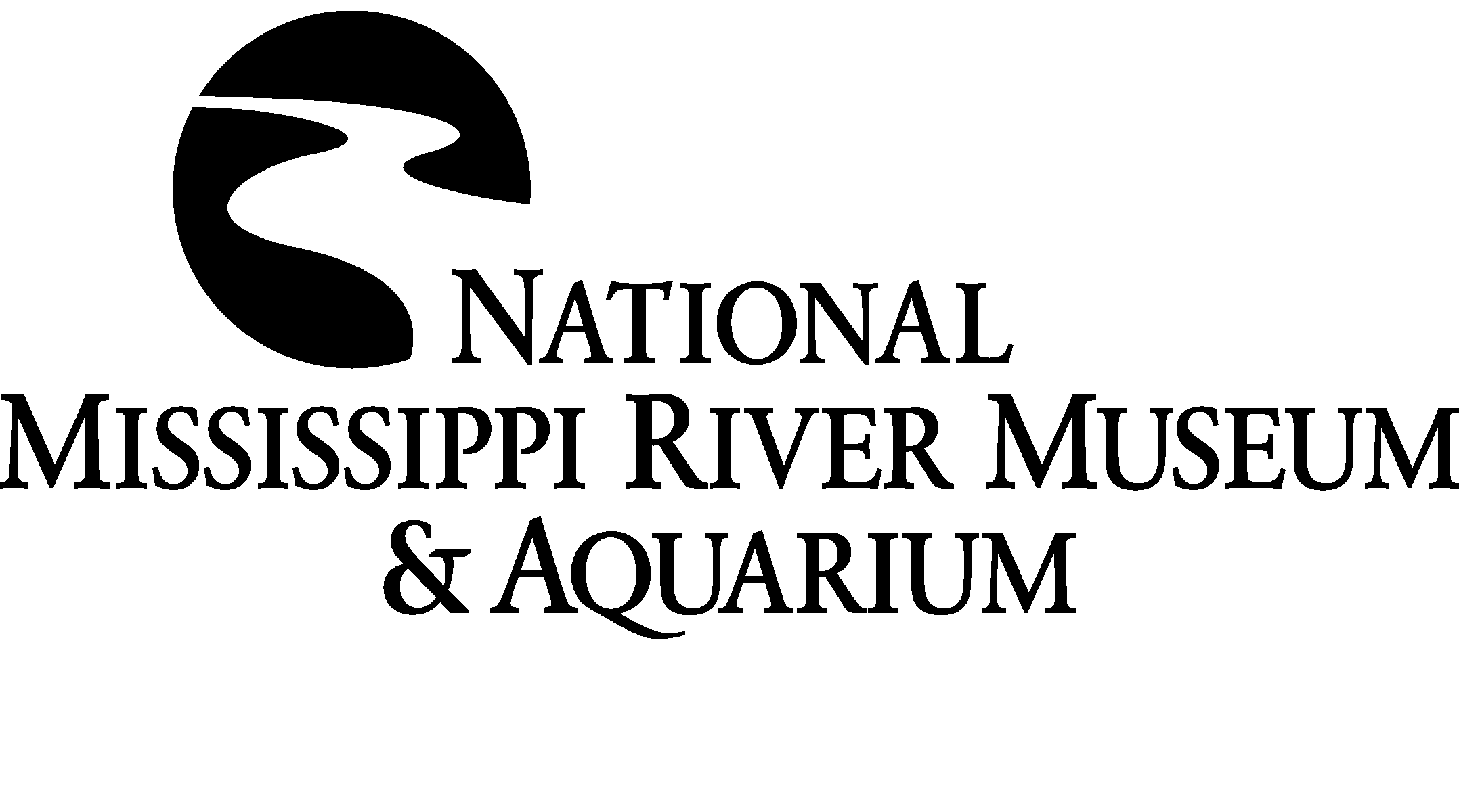 Museum of the Mississippi River-black