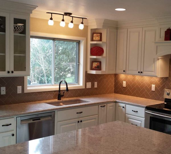 Cedar Hills Kitchen Remodel with Traditional Style