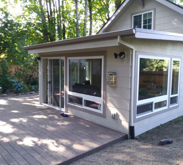 Tigard Sun Room Addition
