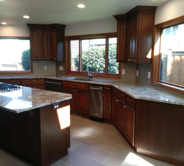 Tualatin Completed Kitchen Remodel