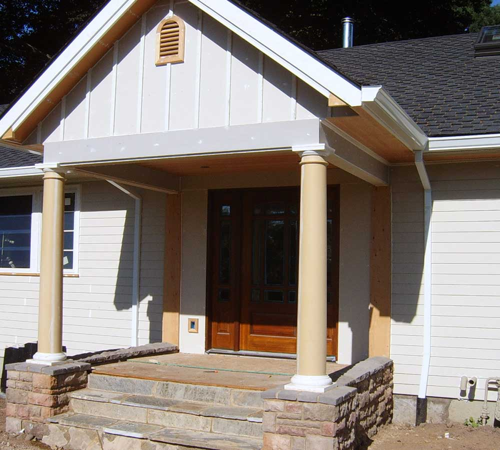 Addition of Covered Porch