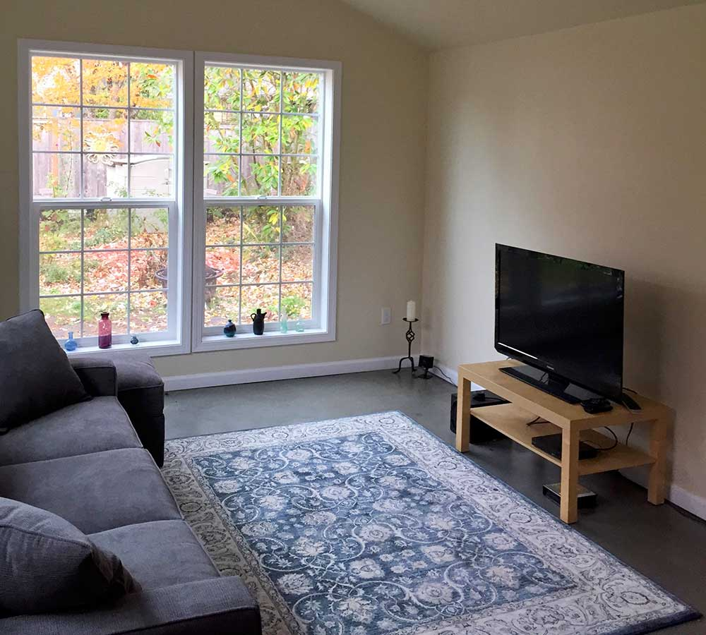 Addition of Family Room
