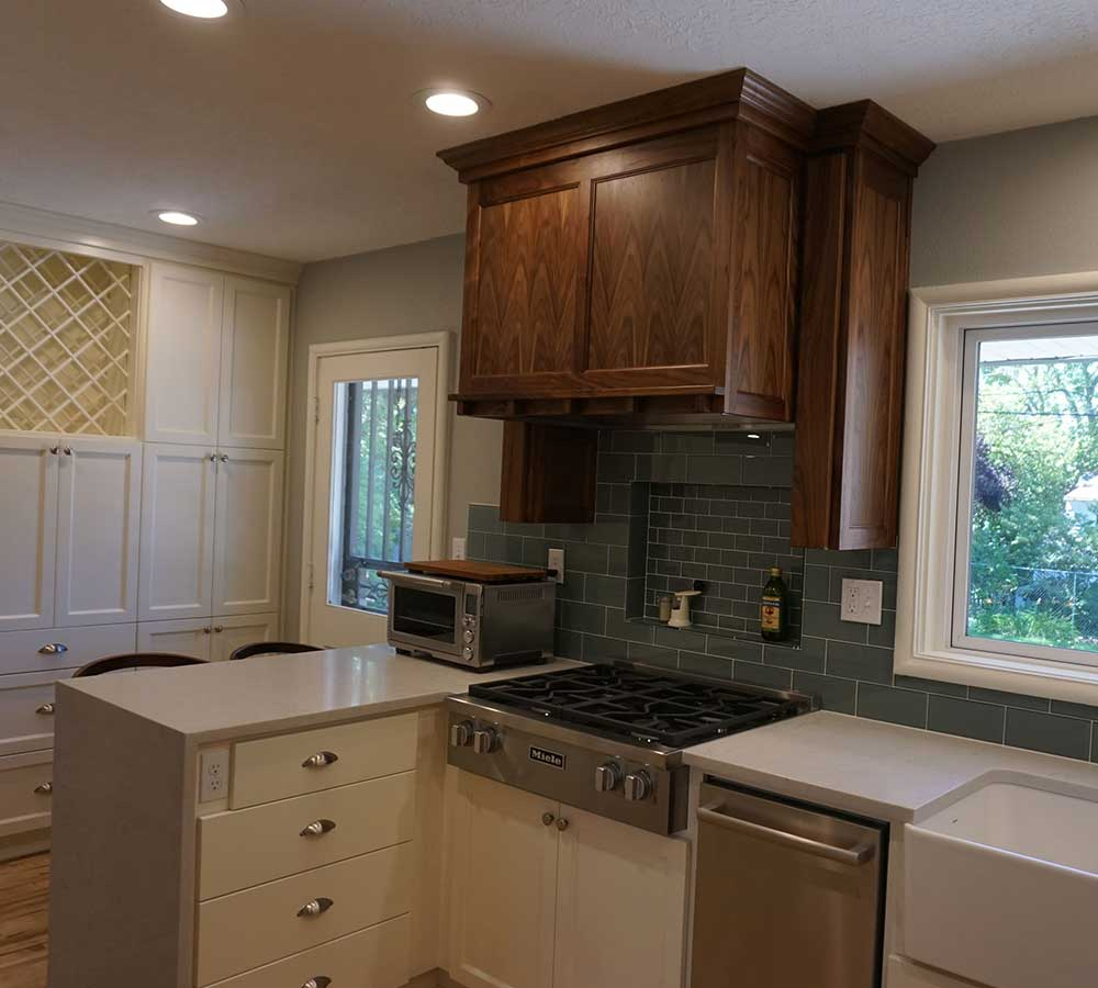 Kitchen Remodel with Apron Sink
