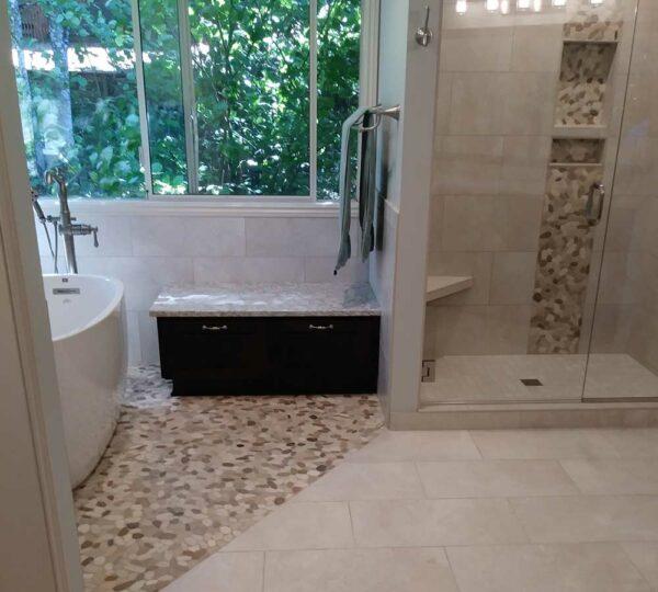 Bathroom Remodel in Master Suite