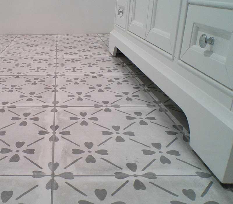Tualatin New Bath Remodeling with Tile Floor