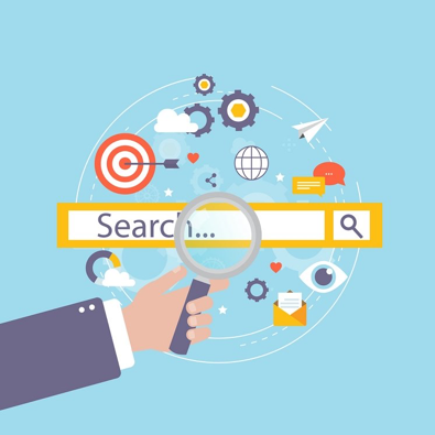 keywords helps Google and search engines to rank your website