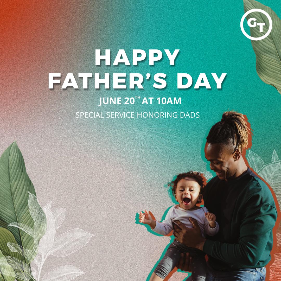 Glad-Tidings-Church-Fathers Day Service-San-Francisco