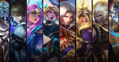 5 hero Assassin Mobile Legends terbaik edisi Ogos 2020!