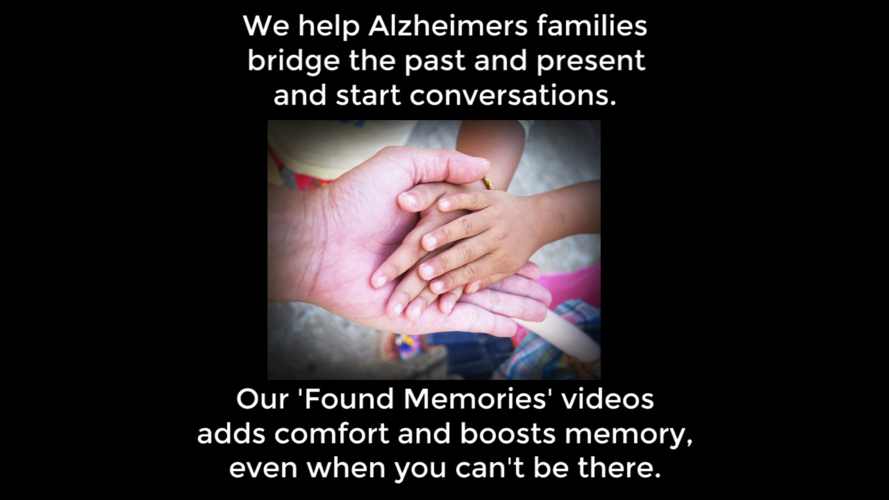 Helping Alzheimers Families Bridge The Past And Present