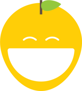 perfectlyfree pineapple mango fruit snack character
