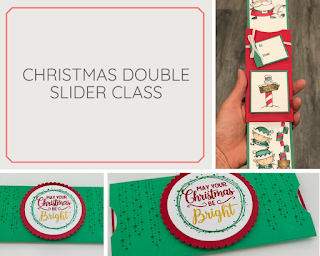 double slider card