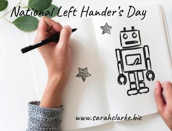 National Left Handers Day