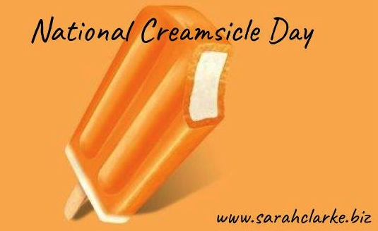 august 14th national creamsicle day