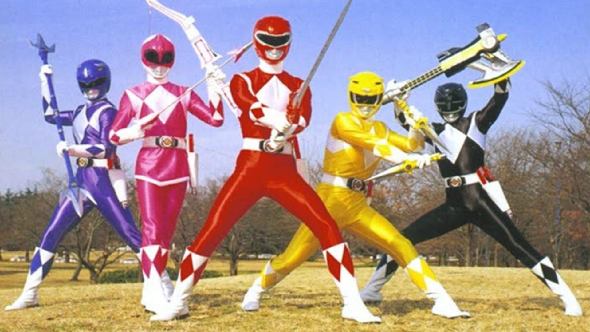 National Power Rangers Day