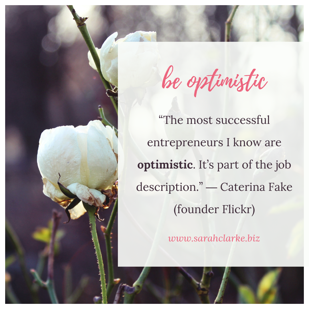 Tips on how to be more Optimistic