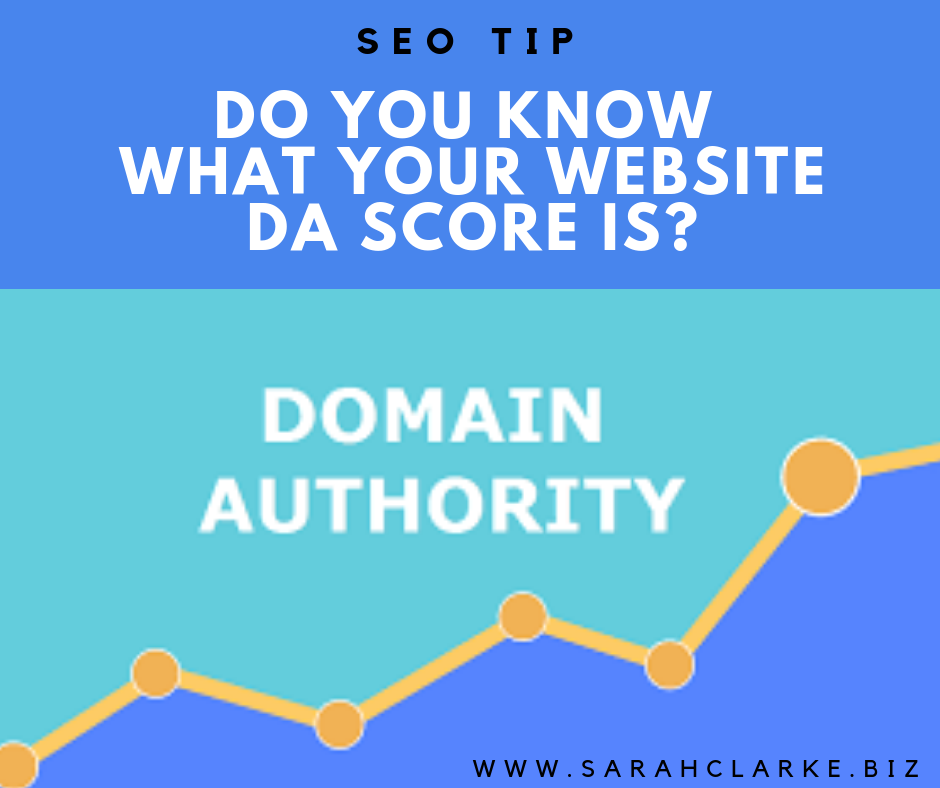 SEO Tip What is DA Domain Authority and why is it important for SEO