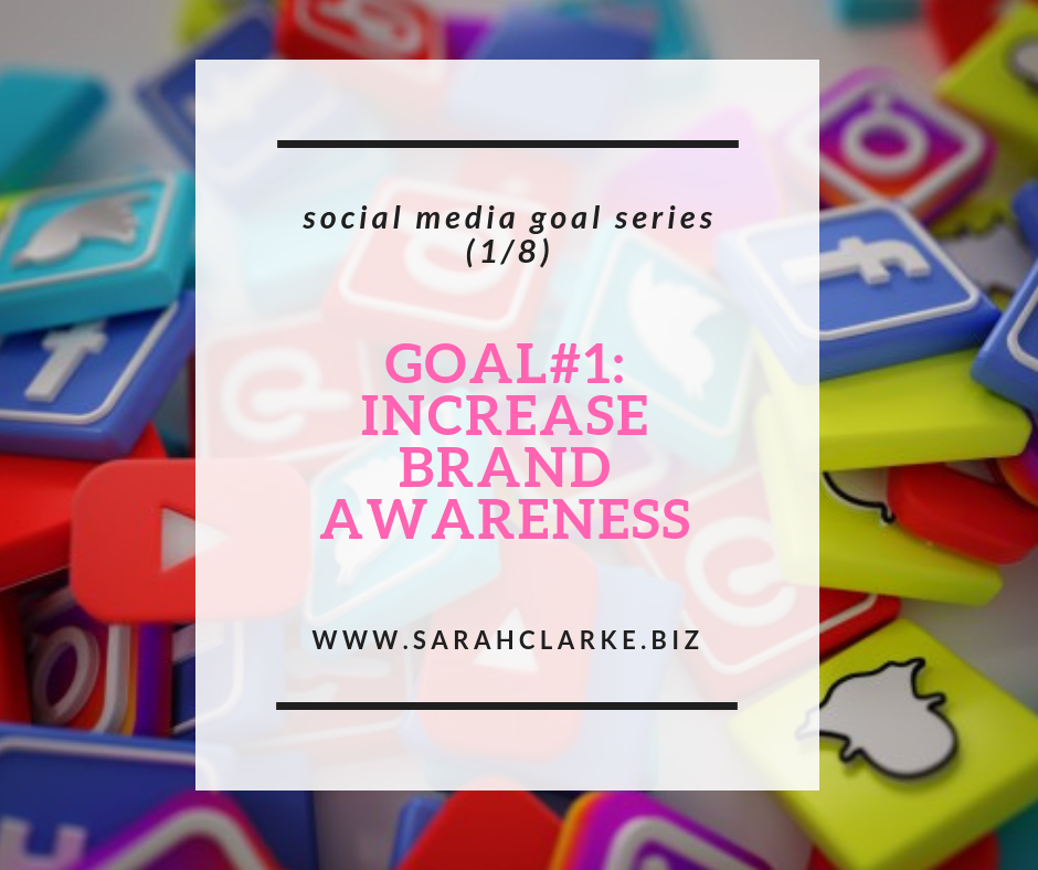 how to raise brand awareness using social media