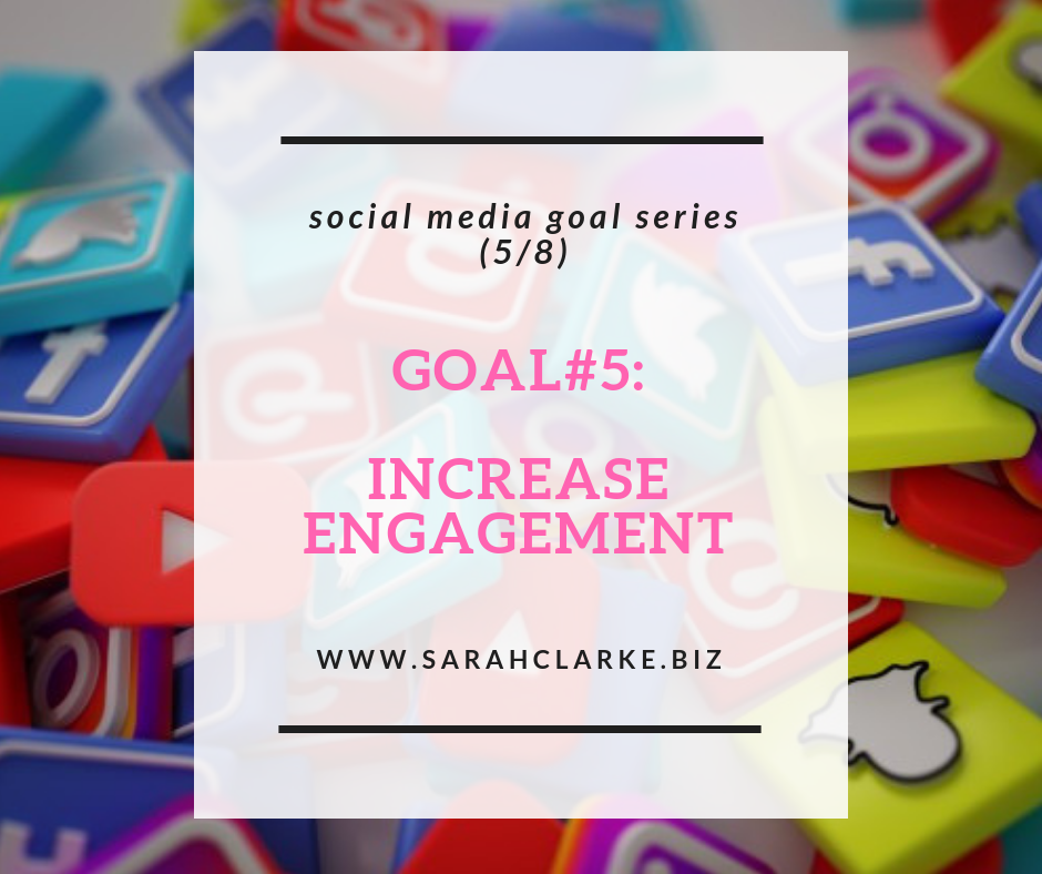 how to increase engagement using social media
