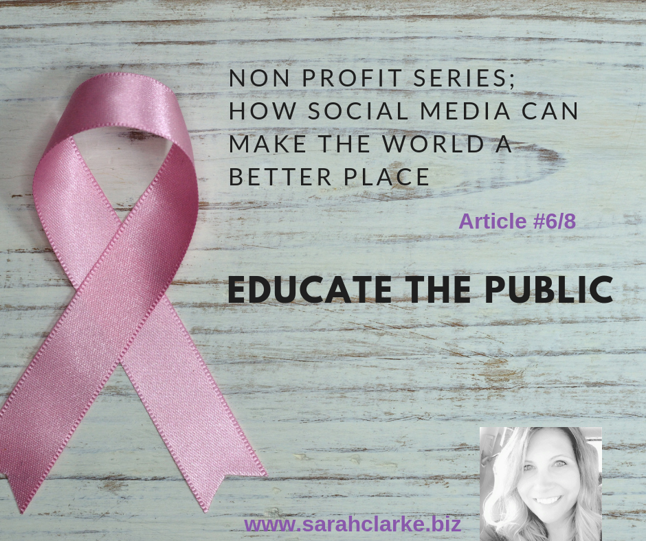 marketing for non profits